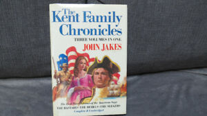 The Kent Family Chronicles 3in1