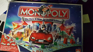 Monopoly (CDN edition) and Malarky