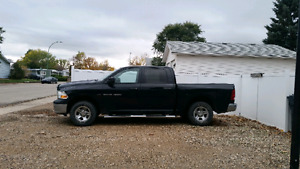 2012 Dodge ram 1500 -consider trade on jeep.wrangler