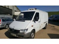 Mercedes sprinter Mwb 311 Cdi 52 Reg no mot 1 owner