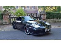 2003 PORSCHE 911 3.6 CARRERA 4S C4S COUPE 996 Tiptronic S 97000 MILES FSH