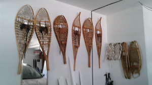 Snow shoe collection
