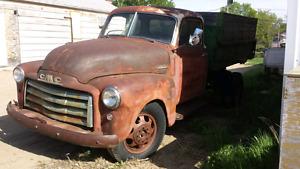 1949 GMC 5 Window pickup