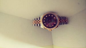 Brand new rolex oyster perpetual datejust watch for sale.