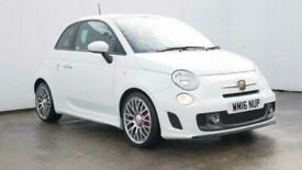image for 2016 Abarth 595 1.4 T-Jet Turismo 3dr Hatchback petrol Manual