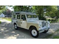 1979 Land Rover Series 2 A 109 Safari station wagon 2s Petrol Petrol Manual