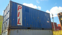 Shipping Containers Storage