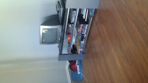 small tv and dvd player