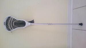 STX stallion 6000 lacrosse stick