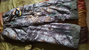 Realtree Insulated Camo Pants
