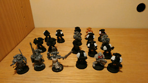Bunch of space marines