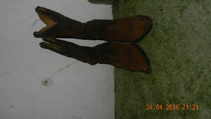REDUCED BROWN CAWBOY BOOTS