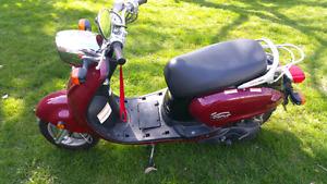 2005 Yamaha vivo 125cc