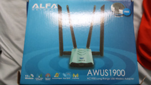 Alfa AWUS1900 WiFi adapter