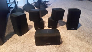 Bose Acoutimass 10 Series IV Home Entertainment Speaker System