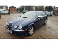 2002 Jaguar S-TYPE AUTOMATIC 12 MOT 2 Owners 90000 Miles Bargain