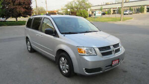 2009 Dodge Grand Caravan, Stow & go, Low km, Warranty available