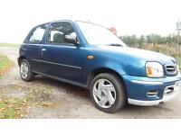 CHEAP and CHEERFUL..Nissan Micra 1.0 with brand new 12 months MOT