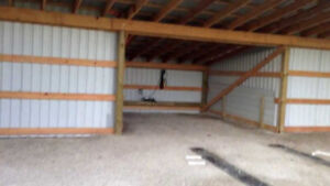 Hangar for Rent at Barrie Ontario