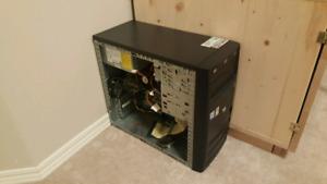 Old HP Compaq PC Computer