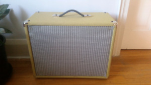 Unloaded Tweed 1x12 Speaker Cab