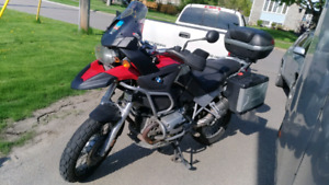 2004 BMW r1200 gs, lots of upgrades
