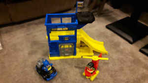 Fisher Price Little People (Batman)