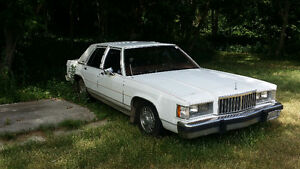1986 Mercury Grand Marquis no e test