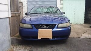 2003 Ford Mustang Coupe (2 door) as is