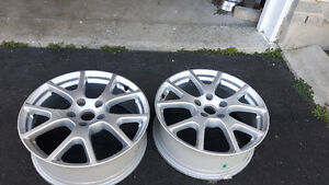 """20"""" Rims (two)"""