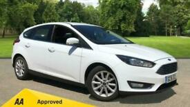 image for 2016 Ford Focus 1.0 EcoBoost 125 Titanium 5dr with Cruise Control Hatchback Petr
