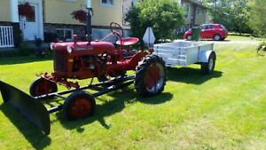 1949 Tractor - Collector Item