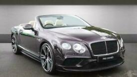 image for Bentley Continental GTC 4.0 V8 S Mulliner Driving Spec - Premier and All S Auto
