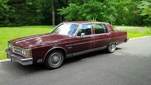 Oldsmobile Ninety-Eight 1981
