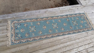 beautiful rug runner for sale
