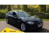 2014 BMW 5 Series 530d SE 5dr Step Automatic Diesel Estate