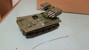 Vintage G.I. Joe Wolverine Tank 1983