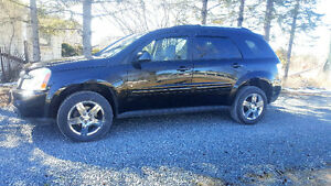 2007 Chevrolet Equinox leather SUV, Crossover