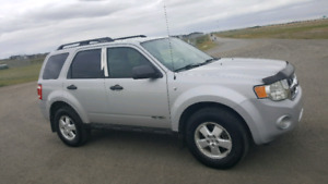 REDUCED, 2008 Ford Escape XLT V6 AWD Sport Utility