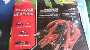 booster cables BNIB