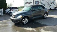 2005 Chrysler PT Cruiser TOURING EDITION Convertible