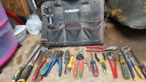 Electrical starter tools