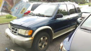 2000 Kia Sportage EX 4WD for sale or for parts
