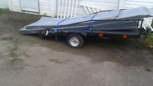 Ride on Lawn Mower and Trailers for SALE !!!