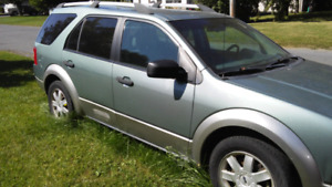 Ford freestyle 2006 et 2007