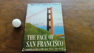The Face of San Francisco, Harold Gilliam & Phil Palmer, 1960 Kitchener / Waterloo Kitchener Area image 1