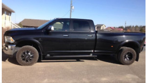 2015 ram 3500 limited edition dually