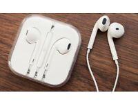100% Genuine Original Apple iPhone 5 6 6s Earphone Headphone Handsfree With Mic.
