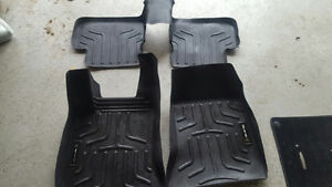 Mercedes CLA 250 Custom Weather Tech Floor Mat's Set $100  Comes