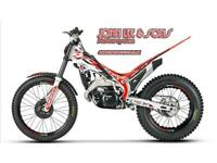 Beta EVO 250cc Trials Bike, 2020 Model, Pre Orders For 2021 Model